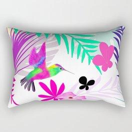Full Exotic Rectangular Pillow