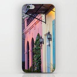 East Bay Street 1 iPhone Skin
