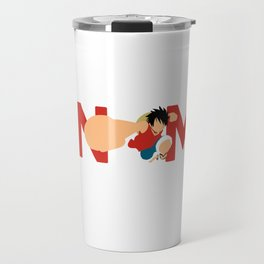 Anime Manga Inspired Shirt Travel Mug