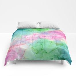 Nebula Rising Comforters
