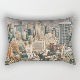 NEW YORK CITY II Rectangular Pillow