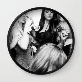 Studio_Paris_4359_BW Wall Clock