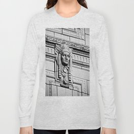 Building Chief Long Sleeve T-shirt