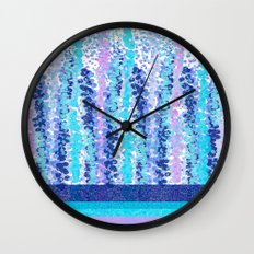 90's Colorburst Wall Clock