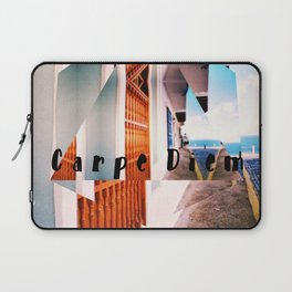 Carpe Diem in Puerto Rico Laptop Sleeve