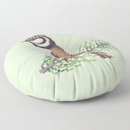 Bird 3 Floor Pillow
