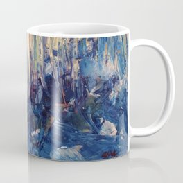 Enter In - by SHUA artist Coffee Mug