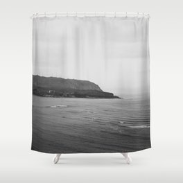 Lima Ocean Shower Curtain