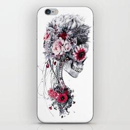 Skeleton Bride iPhone Skin