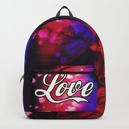 "Toxic Love - ""Classic Deceipt"" Backpack"