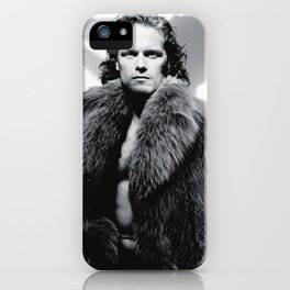 sam heughan iPhone Case