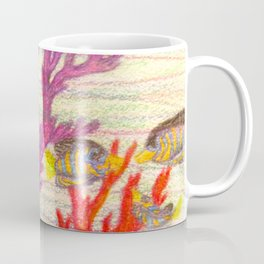 Where the Land Meets the Sea Coffee Mug
