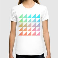 gradient T-shirts featuring Gradient by Fimbis