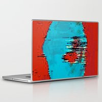 marx Laptop & iPad Skins featuring Marx by Alec Goss