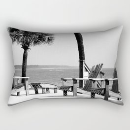 Sit Back and Relax Rectangular Pillow