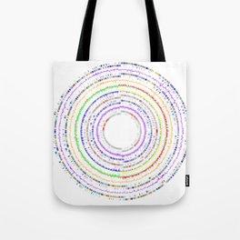 Genome Circles 2 Tote Bag