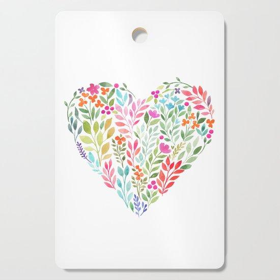 Floral Heart by pulseofart