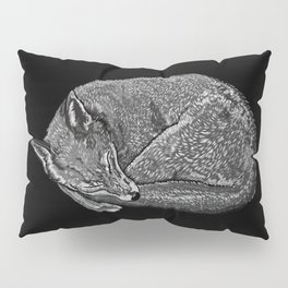 Sleeping Fox Pillow Sham
