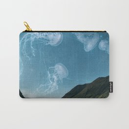 Let's swim to the moon Carry-All Pouch