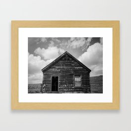 Prime Real Estate Framed Art Print