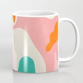 psychedelic fleurs Coffee Mug