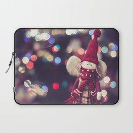Christmas Bokeh Laptop Sleeve
