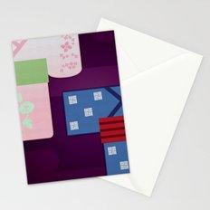 祭り Stationery Cards