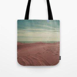 Pink dunes of Maspalomas Tote Bag