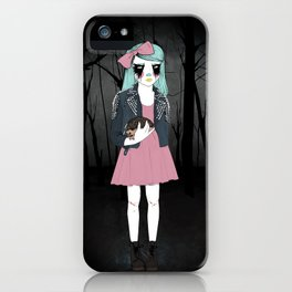 Corpse Paint iPhone Case