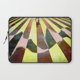 Abstract Tongue Laptop Sleeve