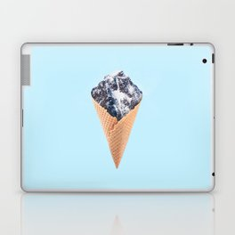 ICE CREAM MOUNTAIN Laptop & iPad Skin