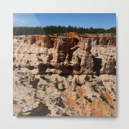 Mind Blowing Bryce Canyon View Metal Print
