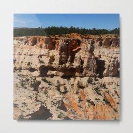 Mind Blowing Bryce Canyon View Metal Print