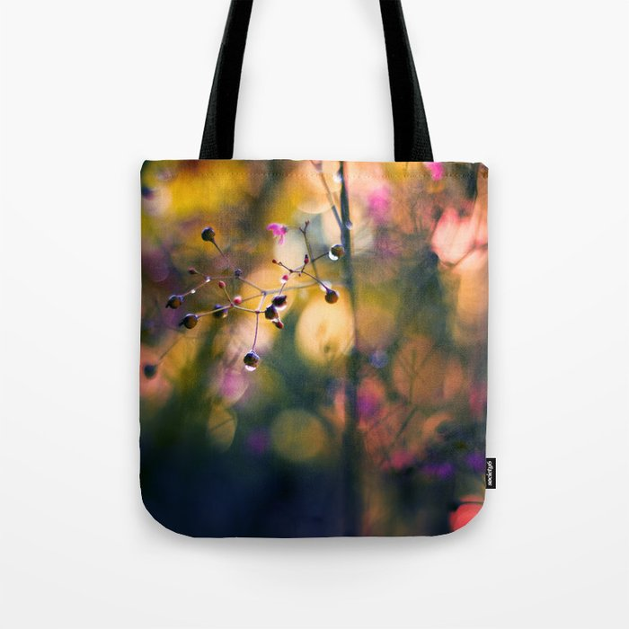 The Rainbow Forest II Tote Bag