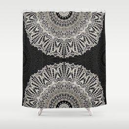 Mandala Mehndi Style G384 Shower Curtain