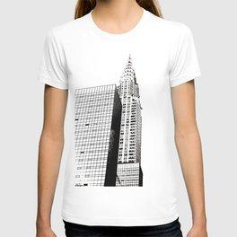 New York City Buildings T-shirt