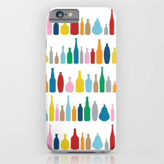 Bottles Multi iPhone & iPod Case