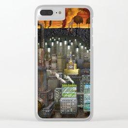 Underworld Clear iPhone Case