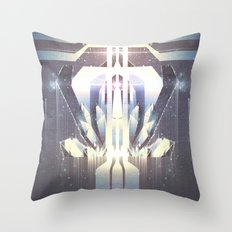 Crystal Eye Throw Pillow