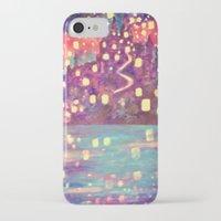lanterns iPhone & iPod Cases featuring Lanterns by Jadie Miller