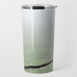Webs and dew Travel Mug