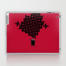 Ninja Tesselations Laptop & iPad Skin