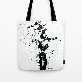 """Black Love (find the """"L"""") Tote Bag"""