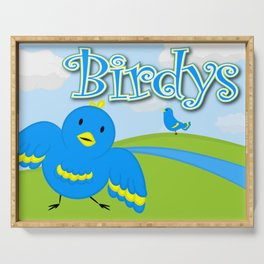 Birdy's Serving Tray