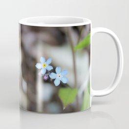 Two Forget-Me-Nots Coffee Mug