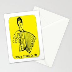 Don't Tread On Me Stationery Cards