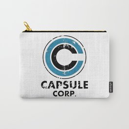 Capsule Corp Vintage bright Carry-All Pouch