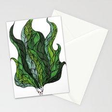 Leaf Head I Stationery Cards