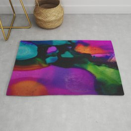 Colors of the Night Rug