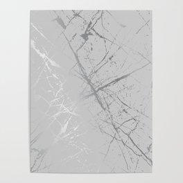 Silver Splatter 089 Poster